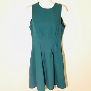 Anthropologie Alythea fit & flare dress size small
